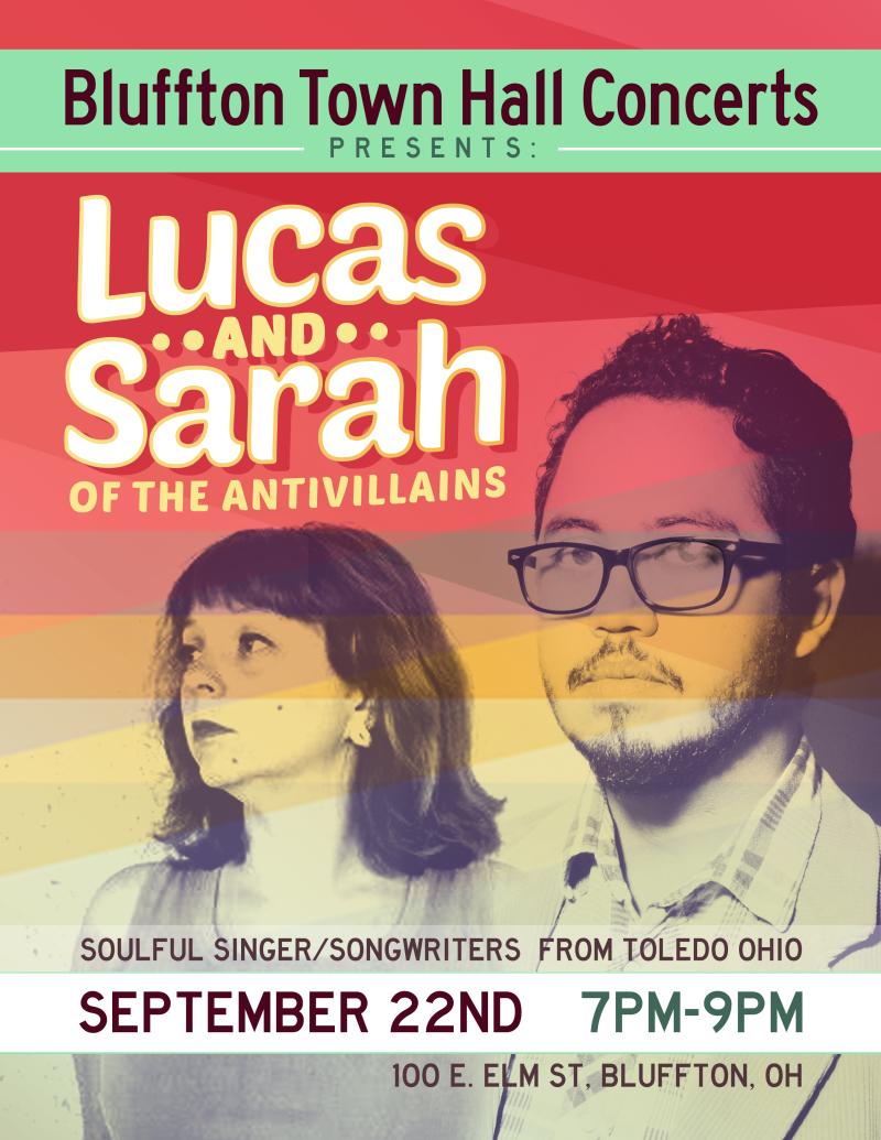Sarah and Lucas