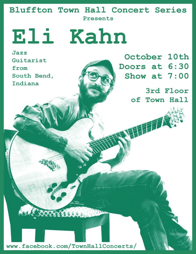 Eli Kahn Poster